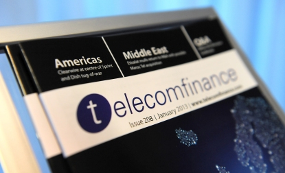 Telecomfinance magazine